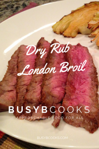 Dry Rub London Broil