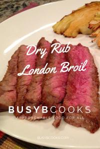 Dry Rub London Broil