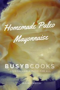 Paleo Mayonnaise